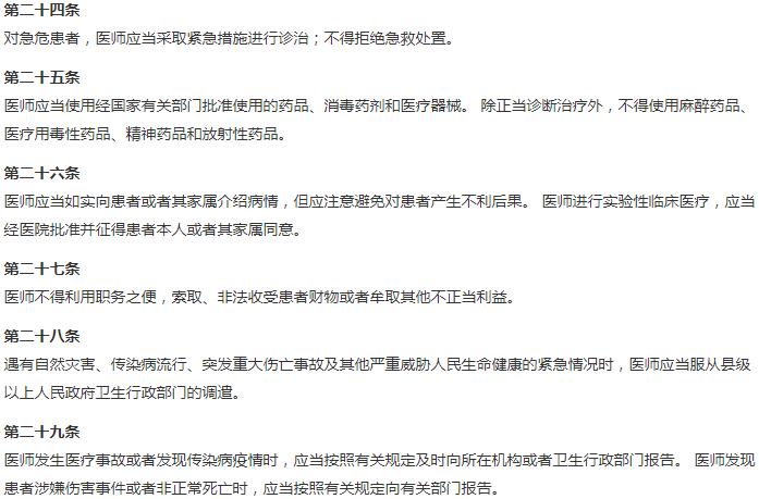 执业医师法_文章发表