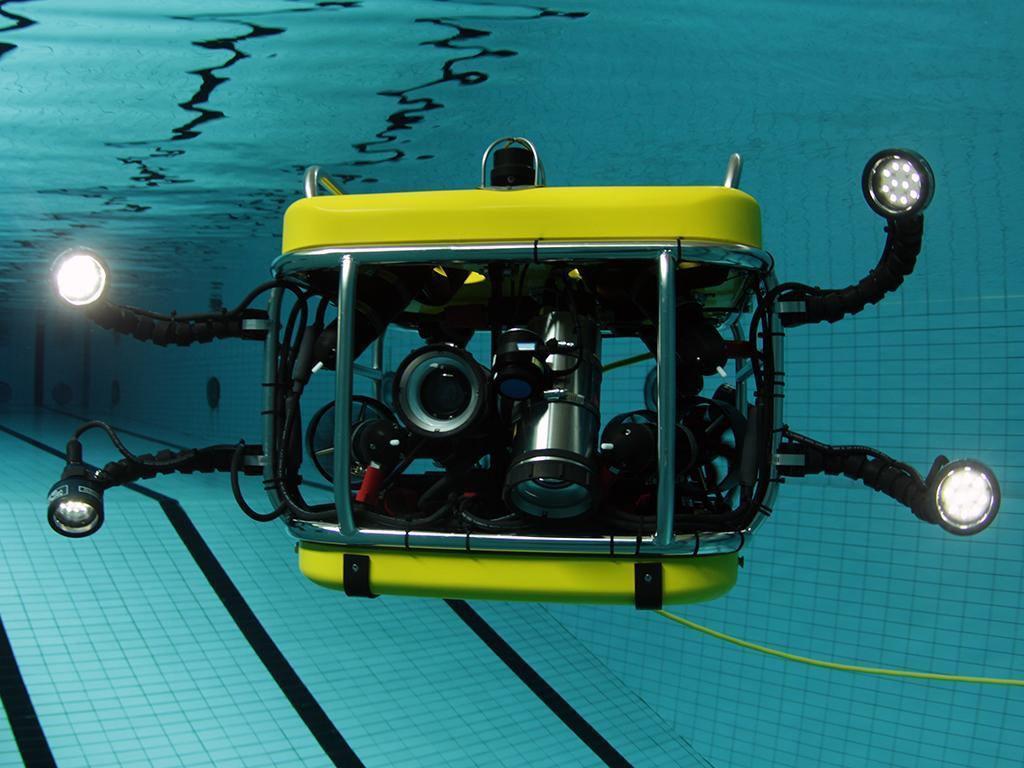 水下机器人_文章发表