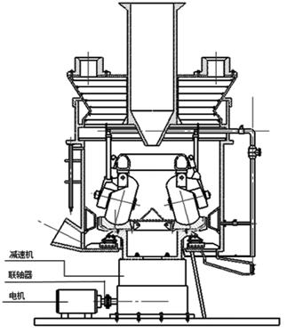 磨煤机结构示意图_期刊发表