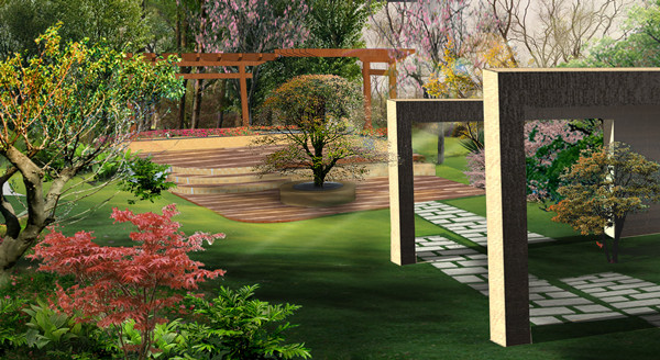 城市规划中园林景观的意境设计_论文发表