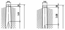 二七长江大桥桥塔塔顶局部图(左侧为中塔,右侧为边塔)_文章发表