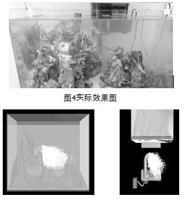 实际效果图;3D演示动态图_论文发表